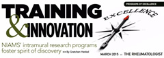 Training & Innovation Excellence